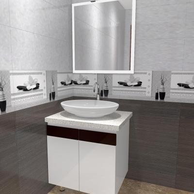 Mẫu tủ lavabo hiện đại ,bền ,đẹp ,thiết kế phù hợp với chức năng của từng căn phòng vệ sinh