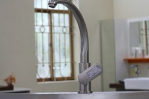 Vòi rửa bát inox mờ cao cấp V 2232P7-LS